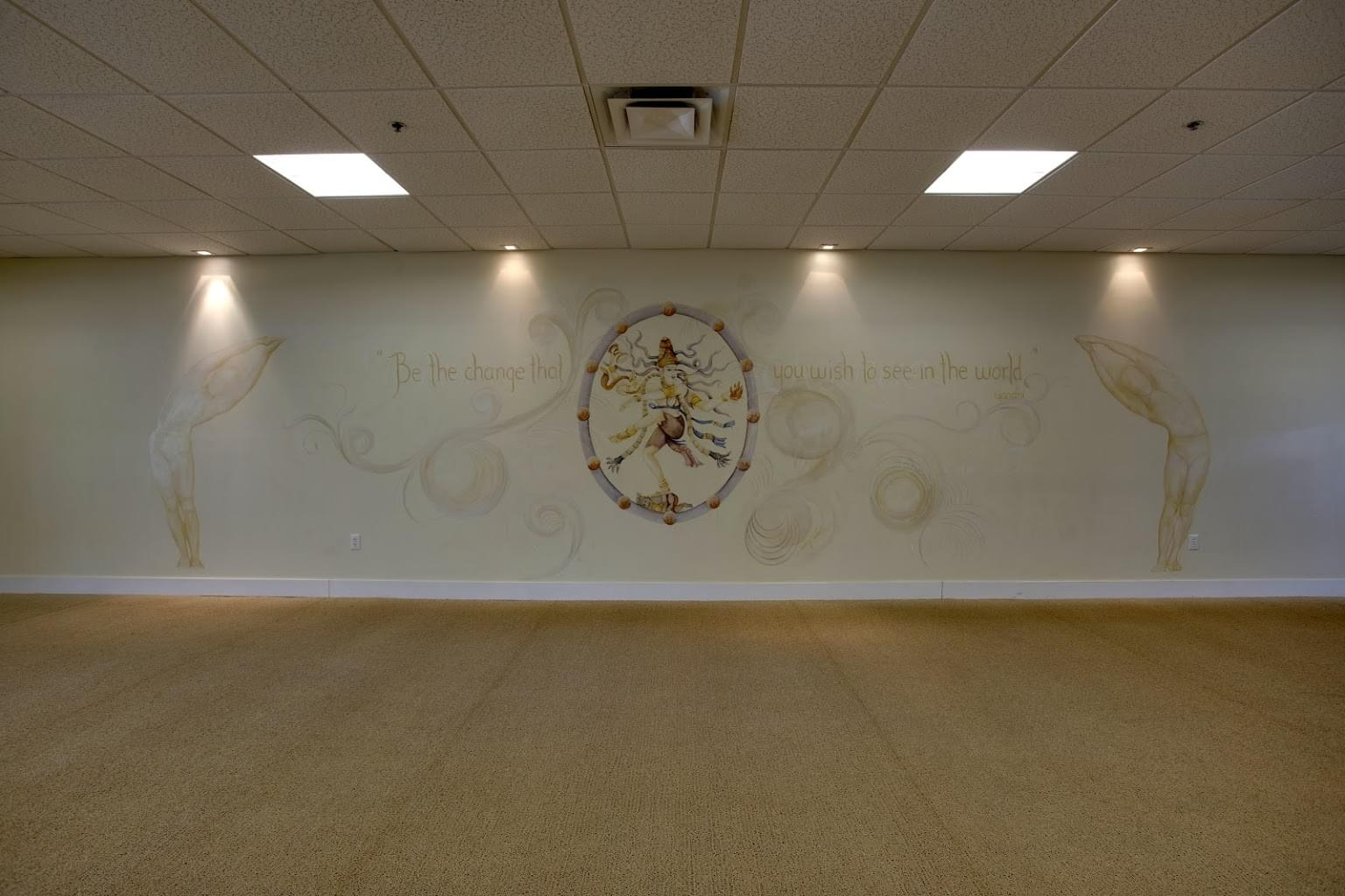 The Barkan Method Boca Raton, FL Yoga Studio room gym logo