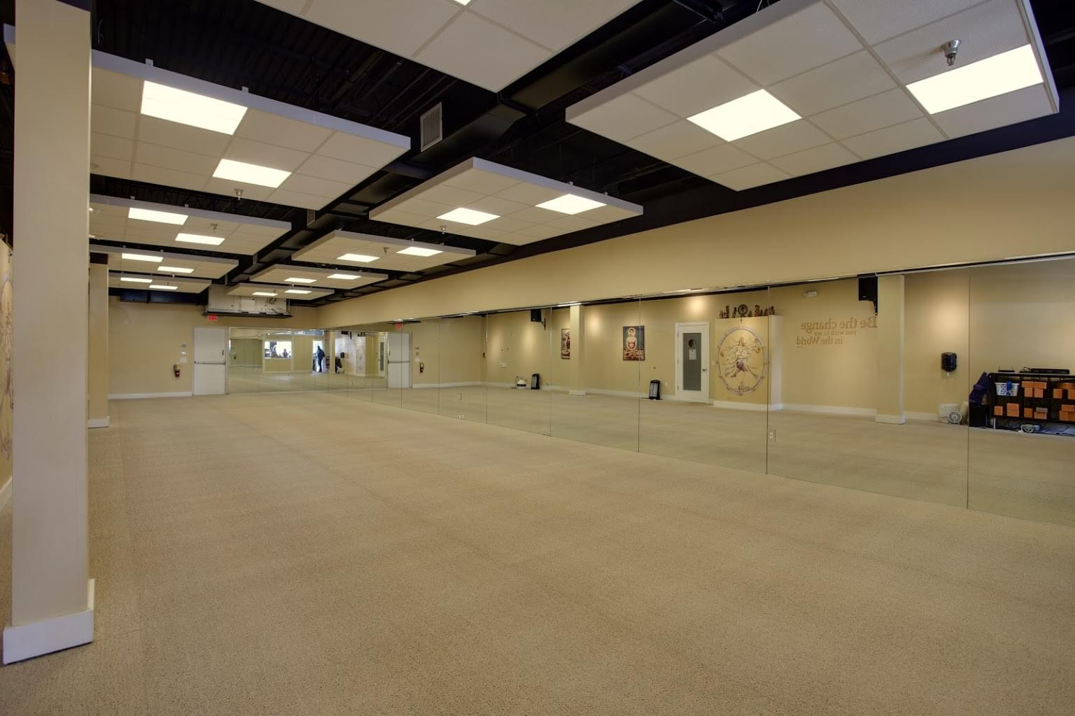 The Barkan Method of Hot Yoga Fort Lauderdale, FL Yoga Studio room