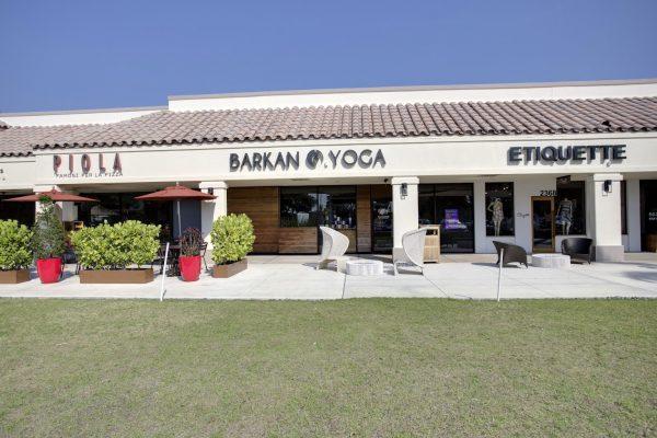 The Barkan Method of Hot Yoga Fort Lauderdale, FL Yoga Studio storefront