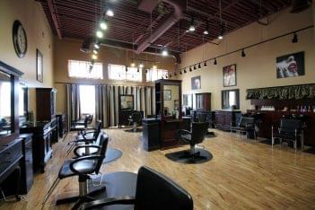 Tranquility Salon and Spa Hainesport, NJ hair stations