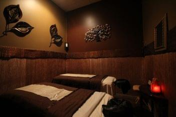 Tranquility Salon and Spa Hainesport, NJ massage spa bed