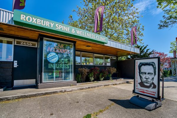 Roxbury Spine and Wellness Clinic Seattle, WA Chiropractor office