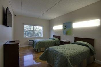 Banyan Boca Raton Drug Addiction Treatment Center bedroom