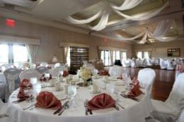 Marco's Restaurant & Banquets wedding hall