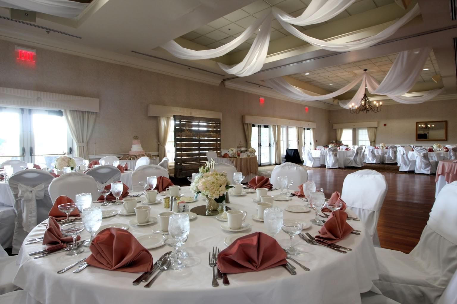 Marco's Restaurant & Banquets – Marlton, NJ – Indian Spring Country Club Banquet Hall