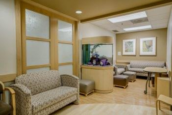 Maternal and Infant Care Clinic at UWMC Seattle, WA ObstetricianGynecologist waiting room