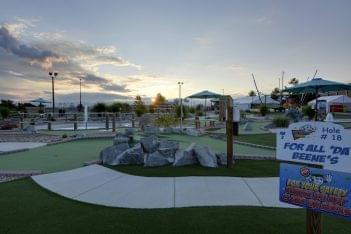 Mr. Putty's Fun Park Tega Cay, SC Miniature Golf Course