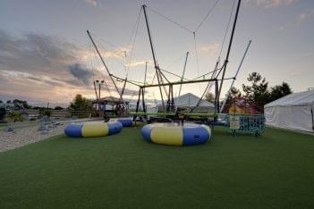 Mr. Putty's Fun Park Tega Cay, SC Miniature Golf Course bungee jumper