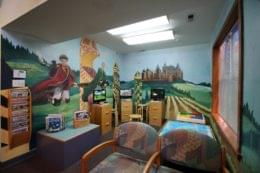 Think Straight Teeth Robert Kazmierski D.M.D. M.S. Moorestown, NJ Orthodontics kids waiting room