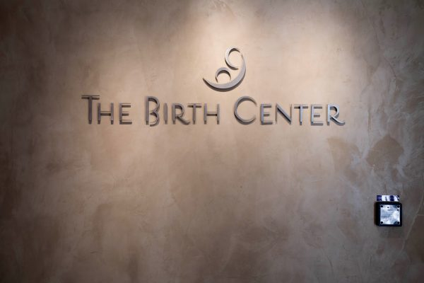 Valley Medical Center Renton, WA Birth Center sign