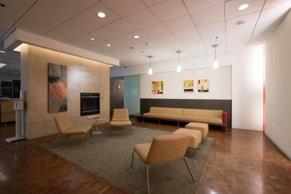 Valley Medical Center Renton, WA Birth Center waiting room