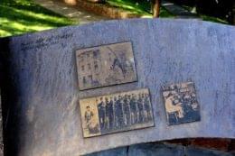 African American Heritage Memorial Park Alexandria, VA plaque