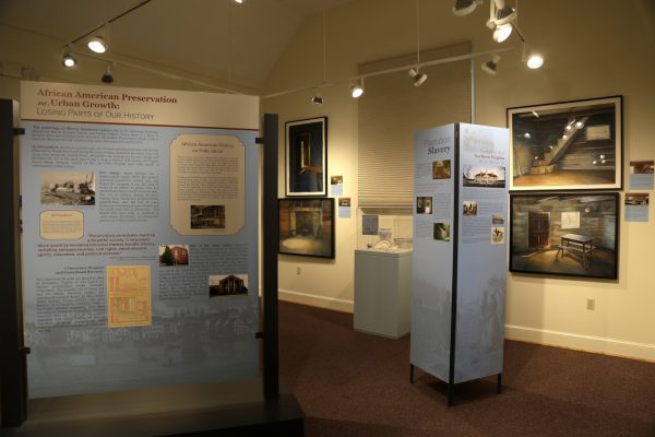Alexandria Black History Museum Alexandria, VA Museum display