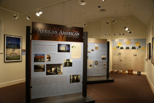 Alexandria Black History Museum Alexandria, VA Museum displays