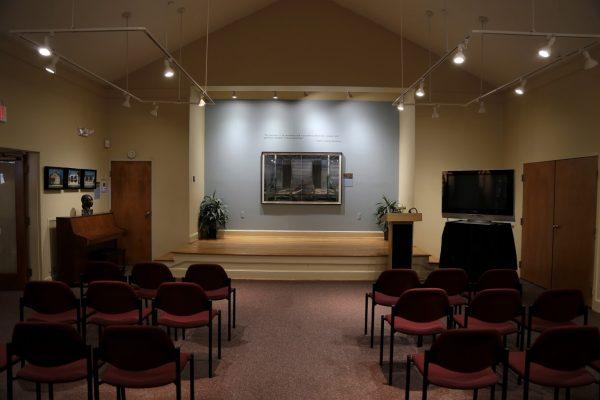 Alexandria Black History Museum Alexandria, VA Museum gallery hall