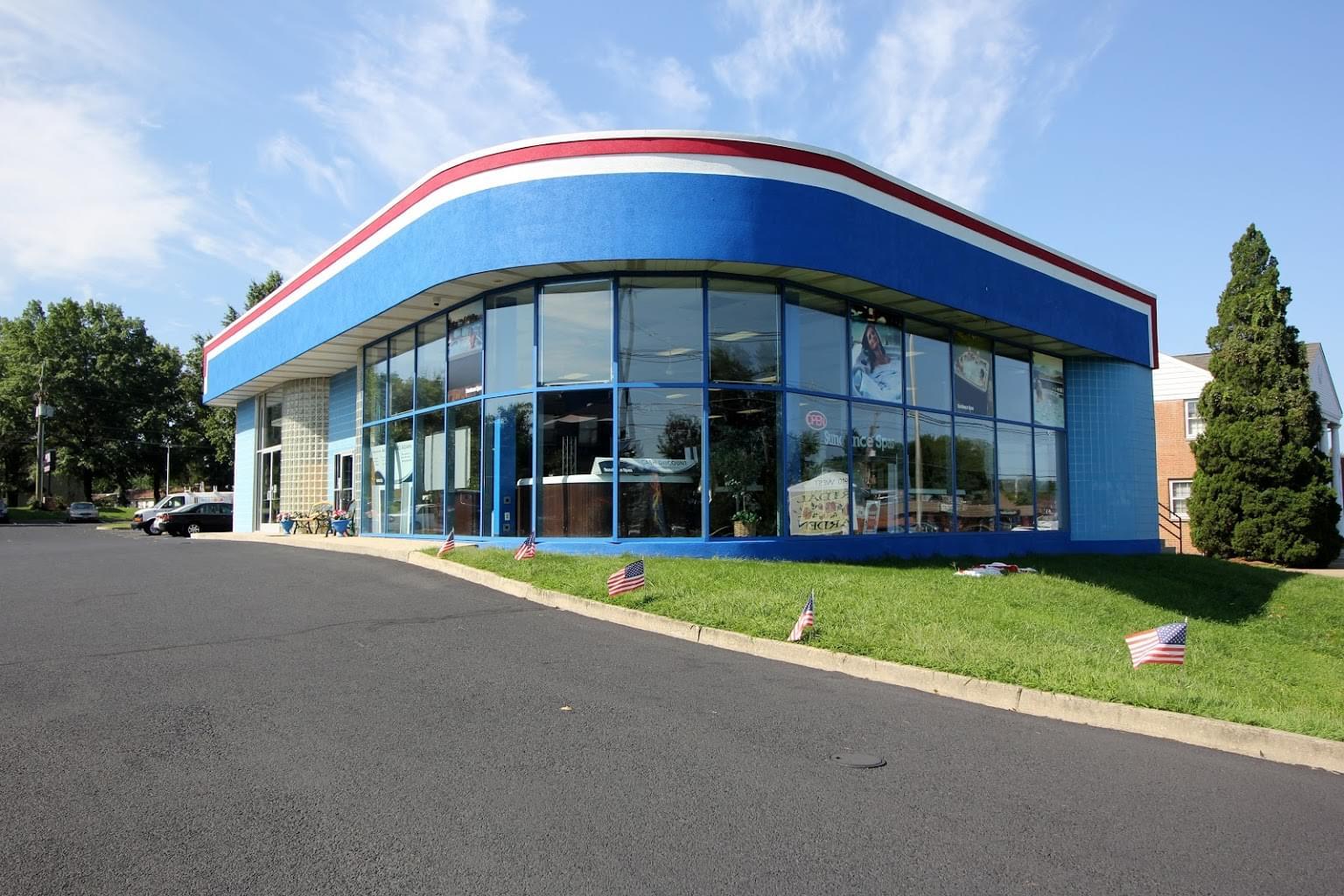 All Seasons Pool & Spa – Marlton, NJ – See-Inside Hot Tub Store