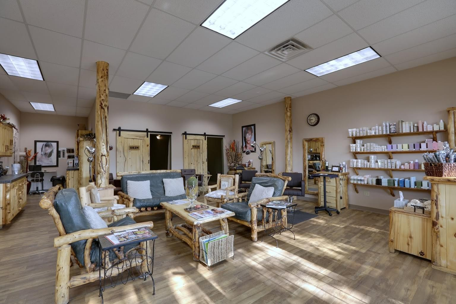 Aspen Grove Salon & Spa Castle Rock, CO Hair Salon interior
