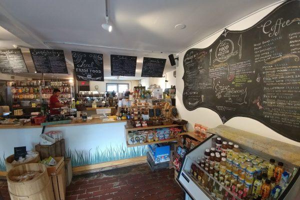 Bon Vivant Cafe + Farm Market Alexandria, VA Cafe Market