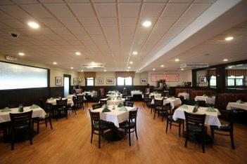 Fitzpatrick's Deli & Steakhouse Somers Point, NJ Deli Restaurant dining tables seating area