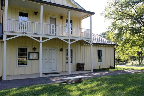 Fort Ward Museum & Historic Site Alexandria, VA Museum