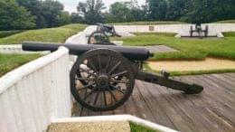 Fort Ward Museum & Historic Site Alexandria, VA Museuma canon