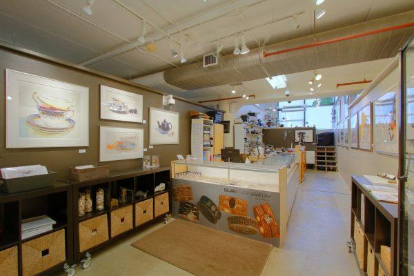 Dejan Studio Jewelry Alexandria, VA Jewelry Store Front right side angle