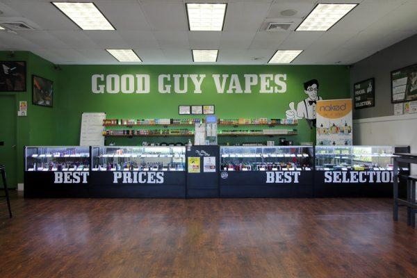 Good Guy Vapes East Brunswick, NJ Vape Store