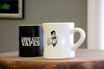 Good Guy Vapes Pompton Lakes, NJ Vaporizer Store mugs logo