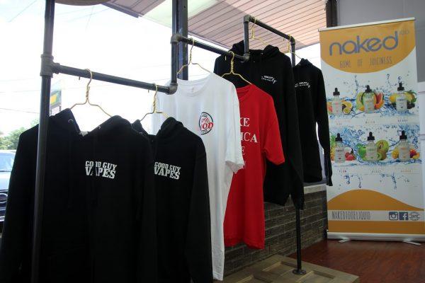 Good Guy Vapes Rockaway, NJ Vaporizer Store shirts clothes apparel