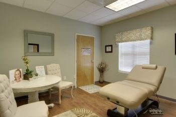 Palmetto Med Spa Ladson, SC Spa room