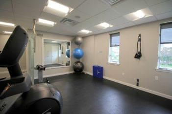 Rehab 2 Wellness Chiropractic Havertown, PA Chiropractor physical therapy gym