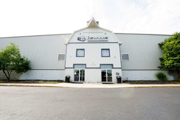 Resolute Athletic Complex Columbus, OH Sports Club exterior