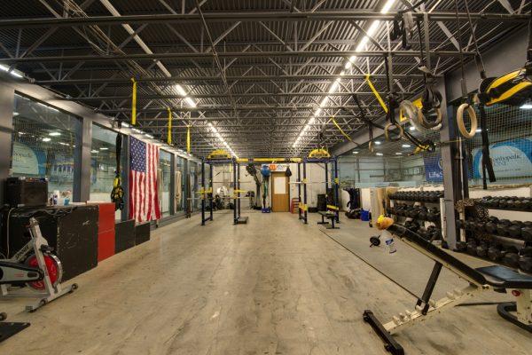 Resolute Athletic Complex Columbus, OH Sports Club gym