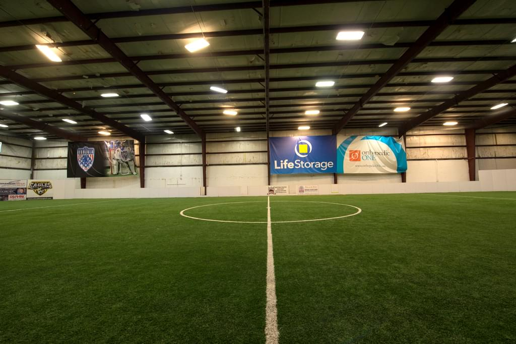 Resolute Athletic Complex – Columbus, OH – See-Inside Sports Club