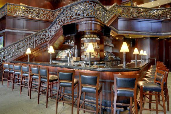 Del Frisco's Double Eagle Steak House Charlotte, NC Restaurant main bar