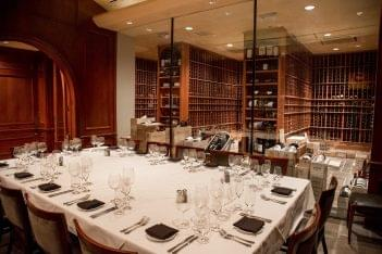 Del Frisco's Double Eagle Steak House Las Vegas, NV Restaurant cellar dining room