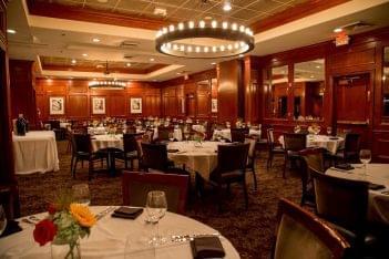 Del Frisco's Double Eagle Steak House Las Vegas, NV Restaurant dining area