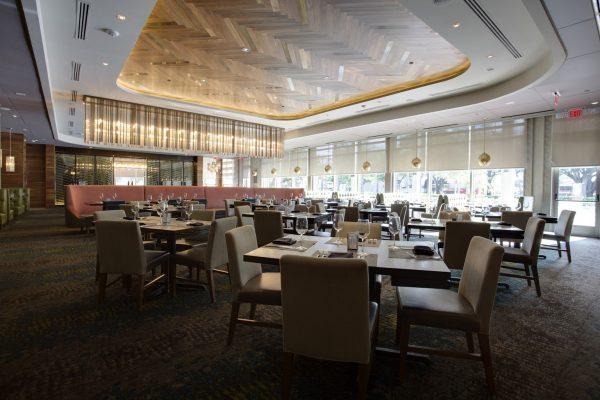 Del Frisco's Double Eagle Steak House Orlando, FL Restaurant main dining area