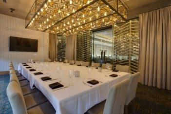 Del Frisco's Double Eagle Steak House Orlando, FL Restaurant private dining room