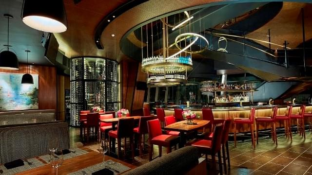 Del Frisco's Double Eagle Steak House Restaurant Dallas, TX