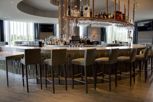 Del Frisco's Double Eagle Steak House Restaurant Plano, TX bar