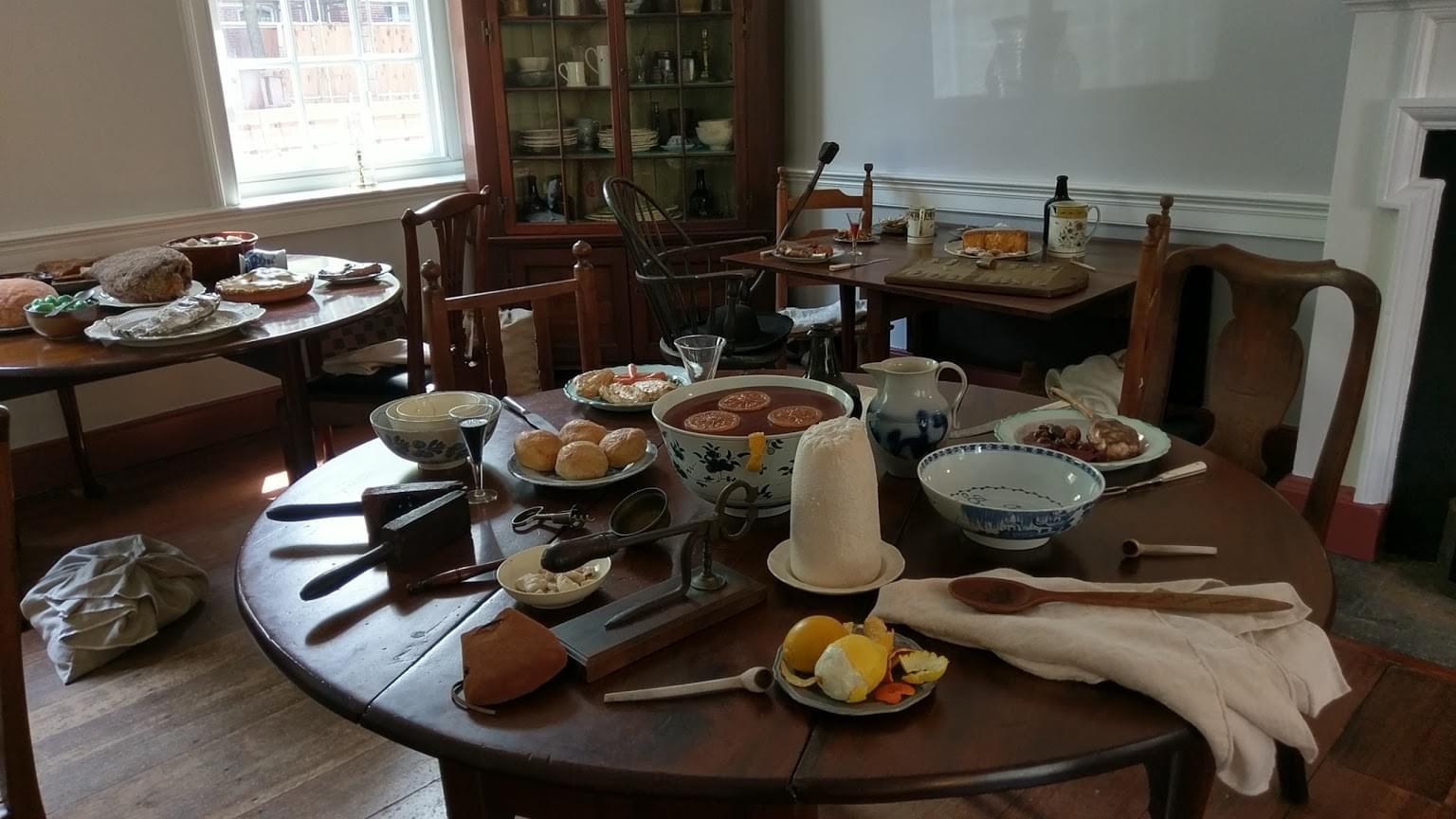 Gadsby's Tavern Museum – Alexandria, VA – See-Inside History Museum