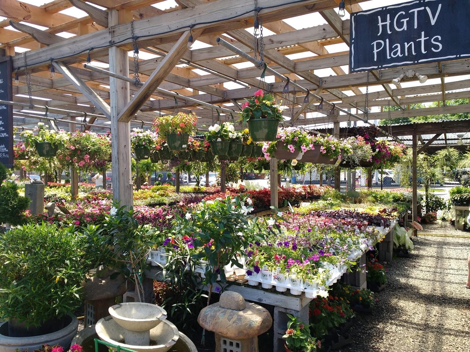Greenstreet Gardens of Virginia – Alexandria, VA – See-Inside Garden Center