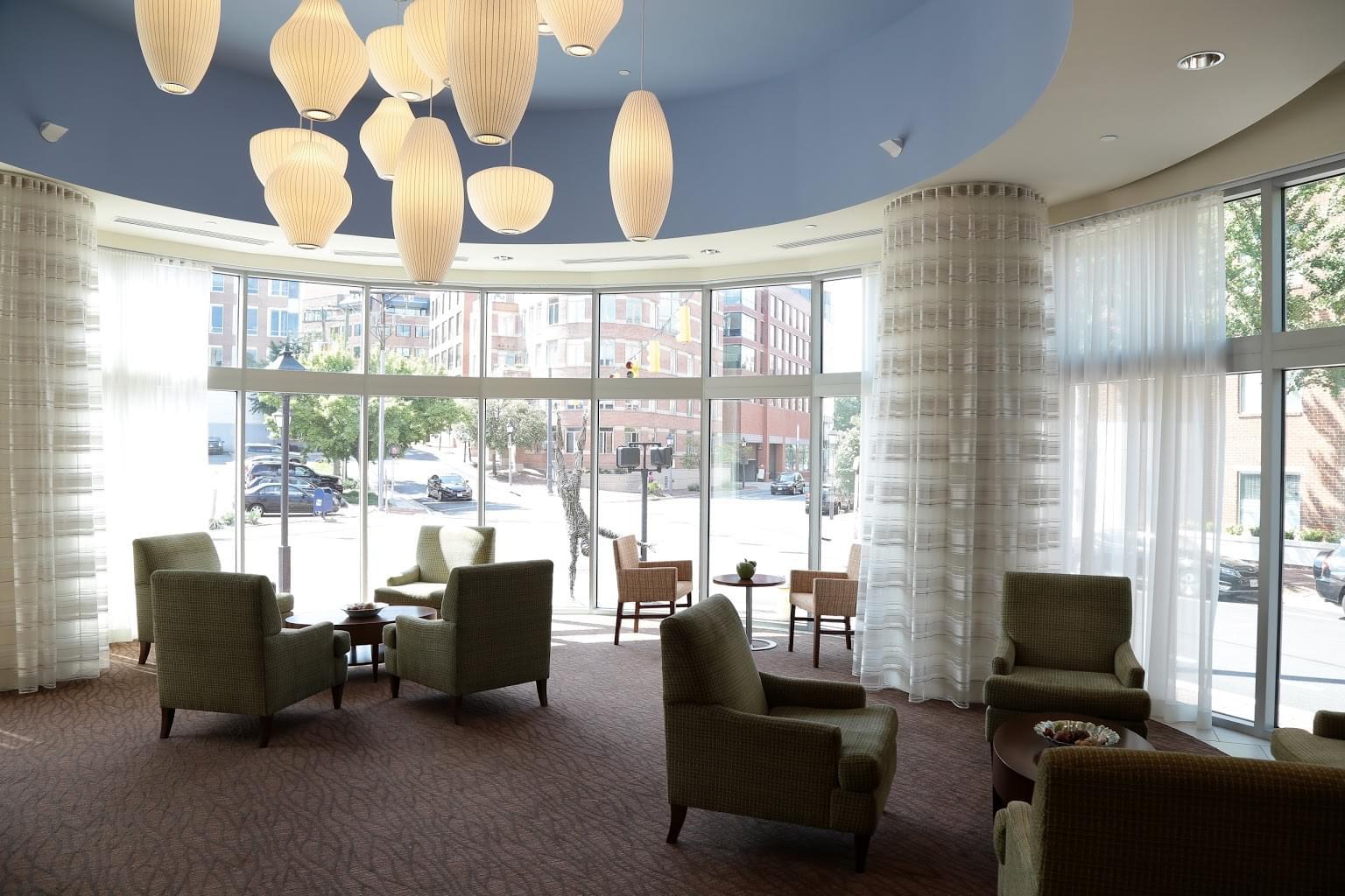 Hilton Garden Inn Alexandria Old Town – Alexandria, VA – See-Inside Hotel