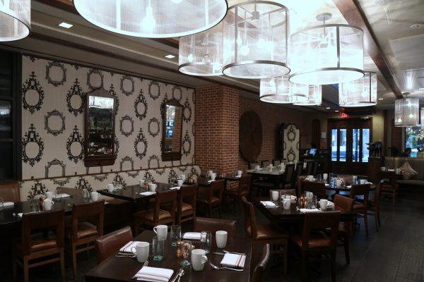 Jackson 20 Alexandria, VA American Restaurant seating