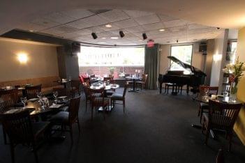 Laporta's Restaurant Alexandria, VA American Restaurant piano