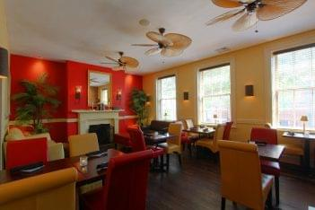 Magnolia's on King Alexandria, VA Southern Restaurant Second Floor Dining Room