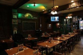 Murphy's Grand Irish Pub Alexandria, VA Bar Restaurant