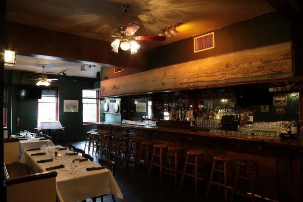 Murphy's Grand Irish Pub Alexandria, VA Bar Restaurant second floor
