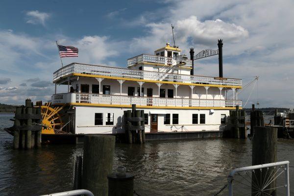 Potomac Riverboat Company Alexandria, VA Cruise Line Company